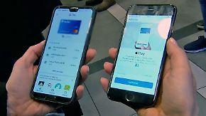 Apple und Google im Vergleich: Mobile Payment funktioniert reibungslos, hat aber einen Haken