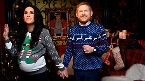 Royals aus Wachs: Meghan und Harry feiern Weihnachten in Berlin