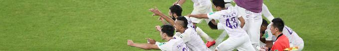 Im Elfmeterschießen krönte Al Ain FC sein famoses Comeback bei der Klub-WM.