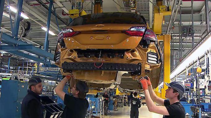 Massive Verluste in Europa: Ford will tausende Stellen streichen