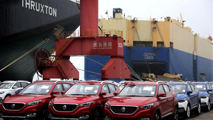 Zu Pekings Zielen gehört, den  Automarkt zu stabilisieren.