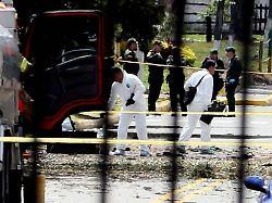 Bombenexplosion in Bogotá: Tote und Verletzte bei Anschlag auf Polizeischule
