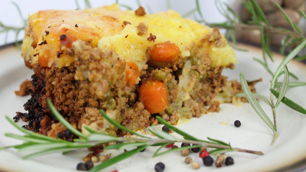 Shepherd's Pie - ein wärmendes Winteressen