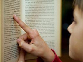 Wer nur in der Schule liest, liest nicht genug.