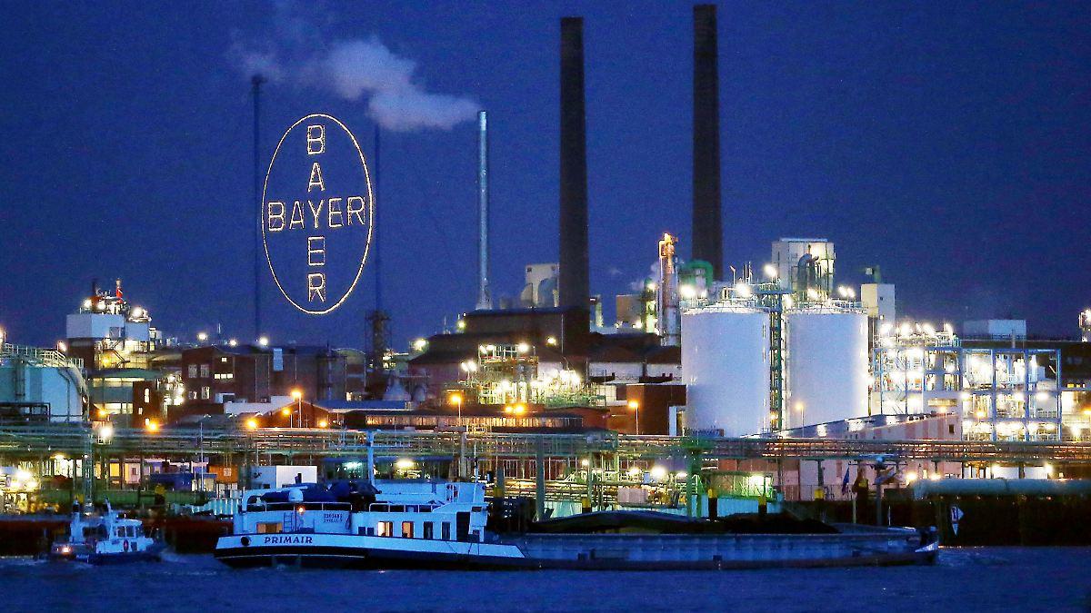 Bayer hofft auf schon entwickelte Medikamente
