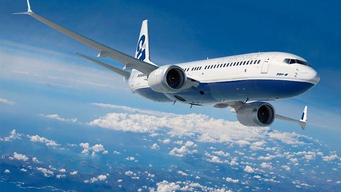 Erst seit 2017 ist die Boeing 737 MAX 8 im Einsatz.