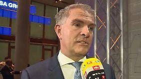 """Lufthansa-Chef Spohr im Interview: """"Haben Infrastruktur mit Wachstum der letzten Jahre überfordert"""""""