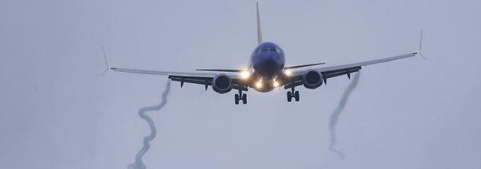 MCAS drückte Nase nach unten: Boeing behebt tödlichen Softwarefehler