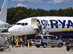 Leiharbeitsmodell genehmigt: Ryanair kann weiter Flugbegleiter ausleihen