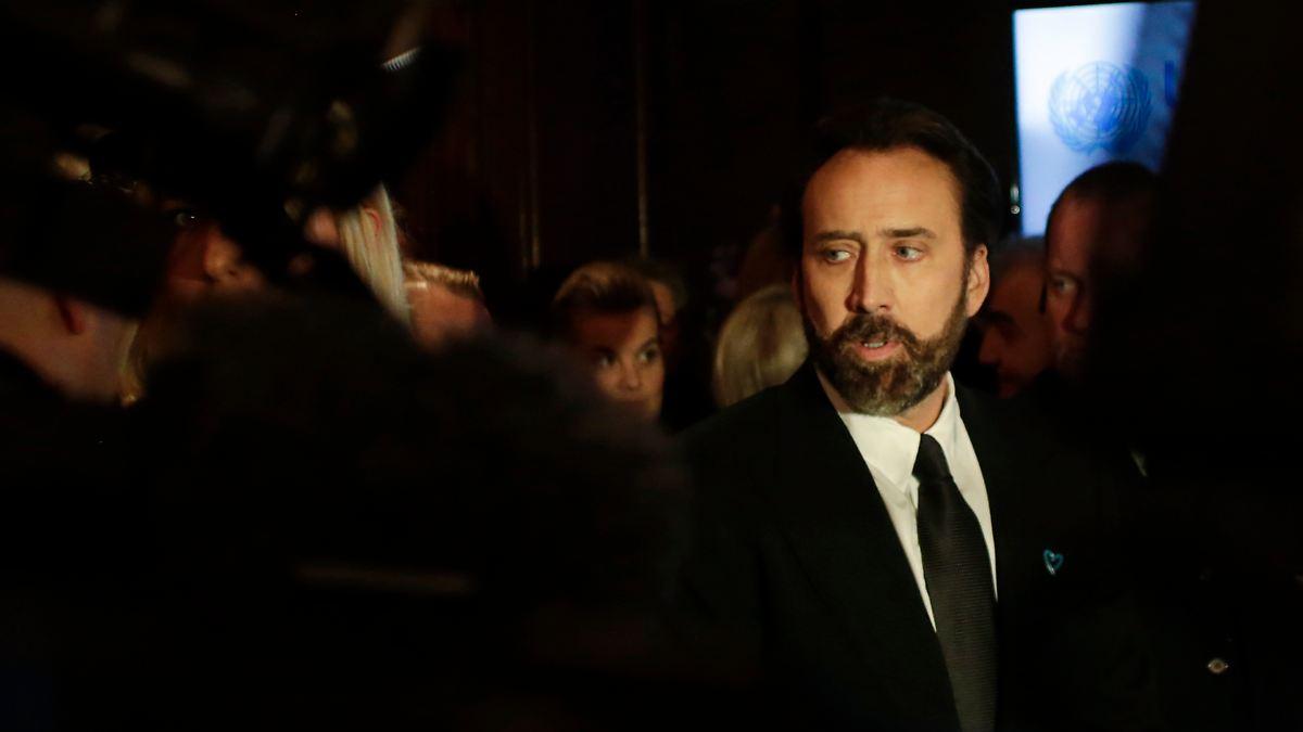 Nicolas Cage annulliert Ehe nach vier Tagen