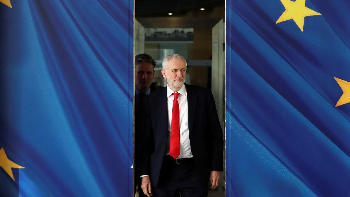 Labour-Leute wollen Briten nochmal fragen