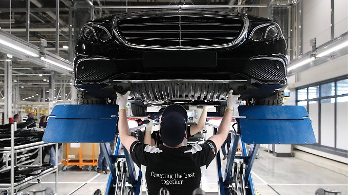 Verdacht auf weitere Mogel-Software: Daimler droht Rückruf von rund 60.000 Autos