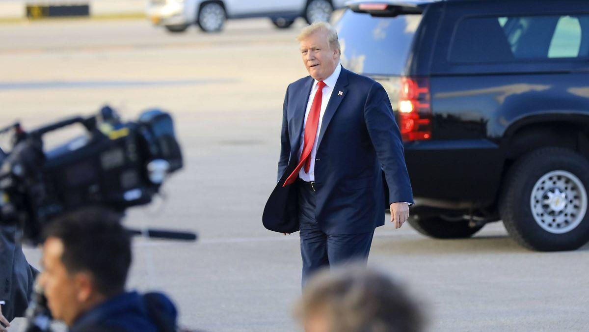 Trump ist so unbeliebt wie noch nie