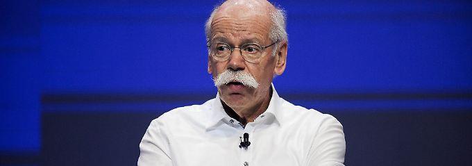 """""""Andere Schwerpunkte"""": Daimler streicht Parteispenden"""