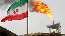 Sanktionsausnahmen enden: USA erhöhen Druck auf den Iran