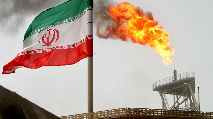 Bislang sind noch acht Länder vom Bezugsverbot von iranischem Öl ausgenommen.