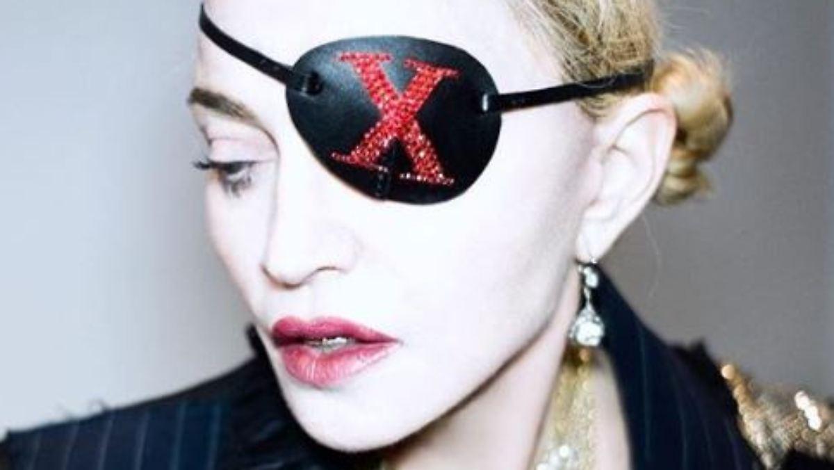 Madonna will leiden