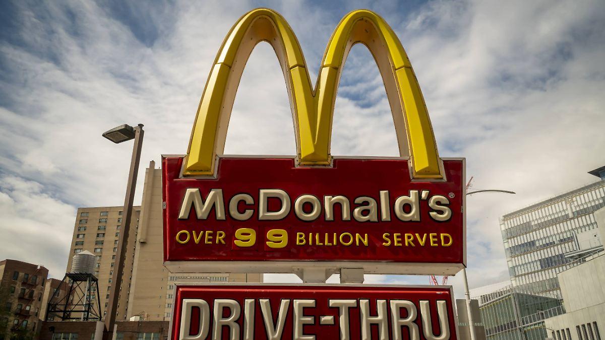 McDonald's profitiert von Bacon und Donuts