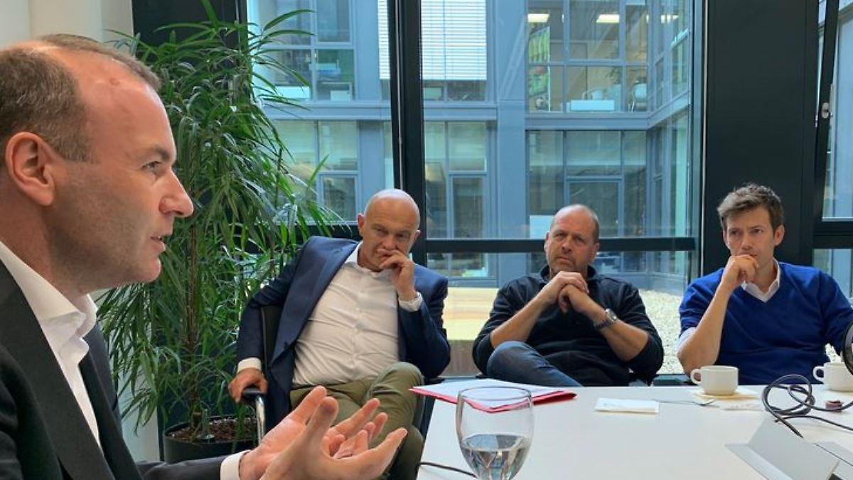 """Kein Beitritt zur EU : Weber will """"Gespräche mit Türkei beenden"""""""
