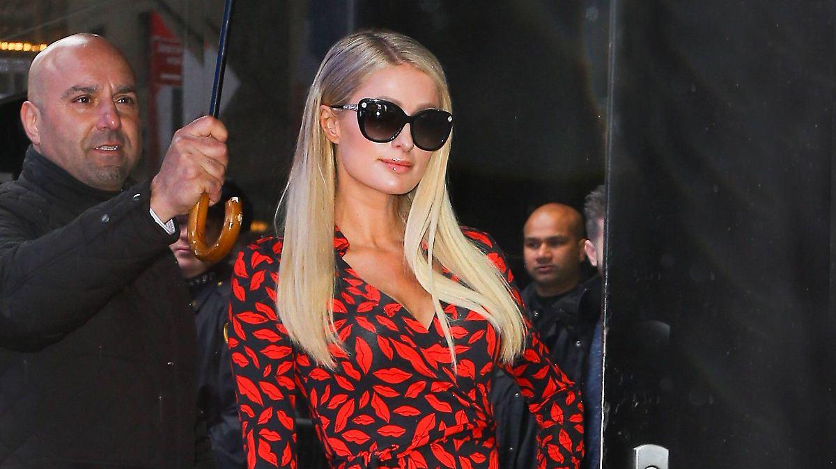 Paris Hilton stänkert gegen Lindsay Lohan
