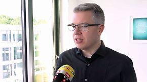 """Investor Frank Thelen zum Lilium-Jet: """"Ziel, dass viele Menschen schnell und sicher von A nach B kommen"""""""