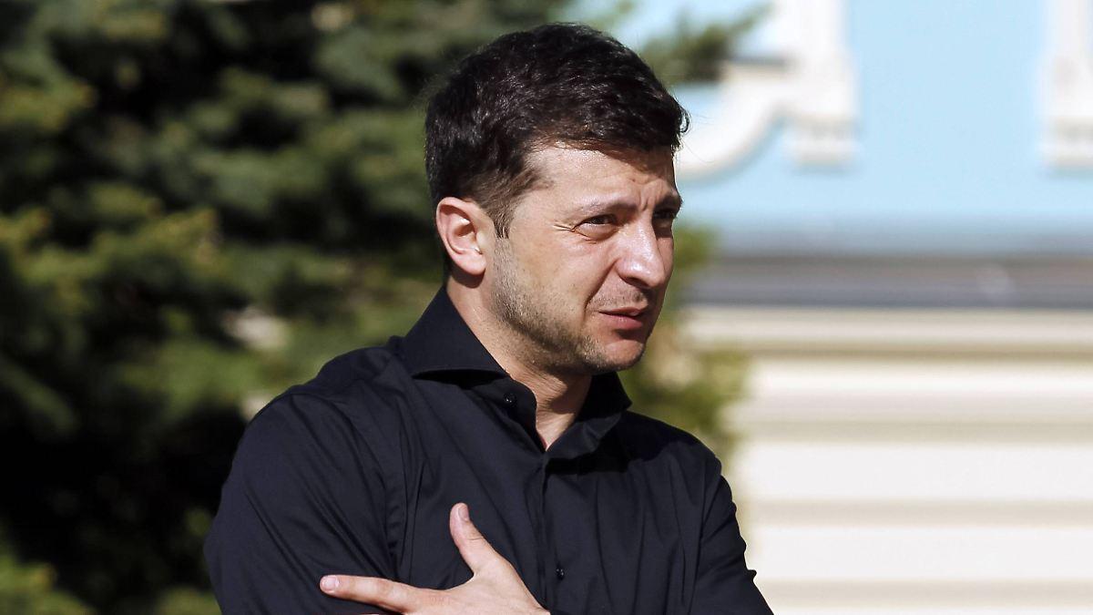 Selenskyj droht Konflikt mit Kiewer Parlament