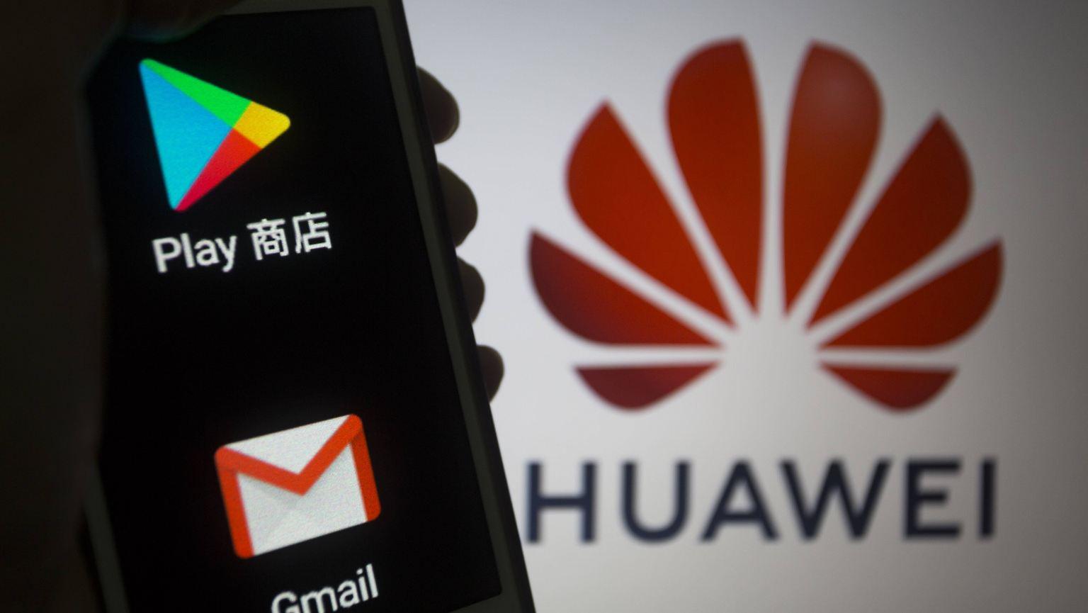 Huawei hintergrund verschieben