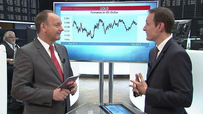 n-tv Zertifikate: Goldige Zeiten für die Anleger von Gold?