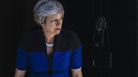 Premierministerin Theresa May - wird sie den Brexit-Deal mit der EU doch noch durchs Parlament bekommen?