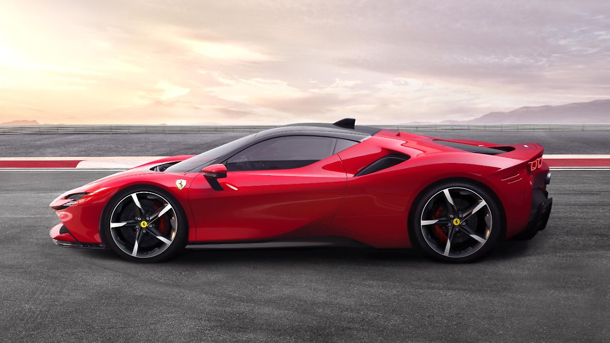 Ferrari SF90 - nach 963 PS jetzt 1000 PS