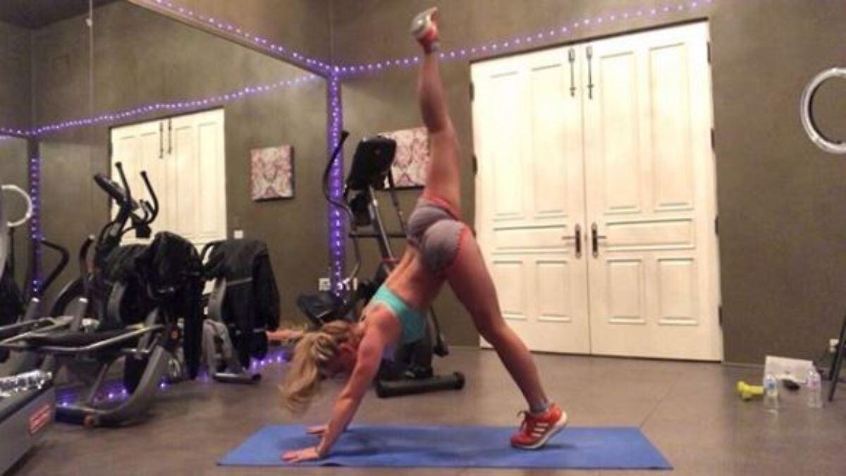 Britney Spears turnt sich frei