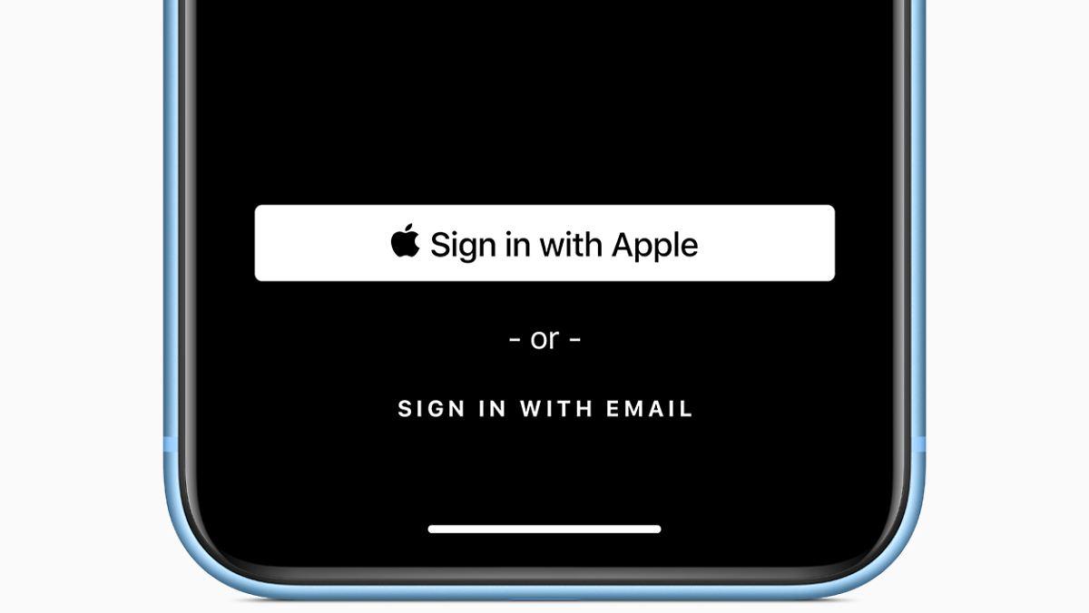 """Was bringt """"Anmelden mit Apple""""?"""