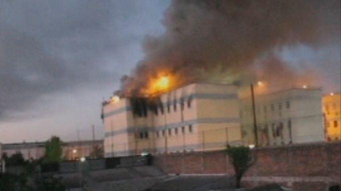 Gefängnisbrand in Santiago de Chile: Mehr als 80 Häftlinge sterben