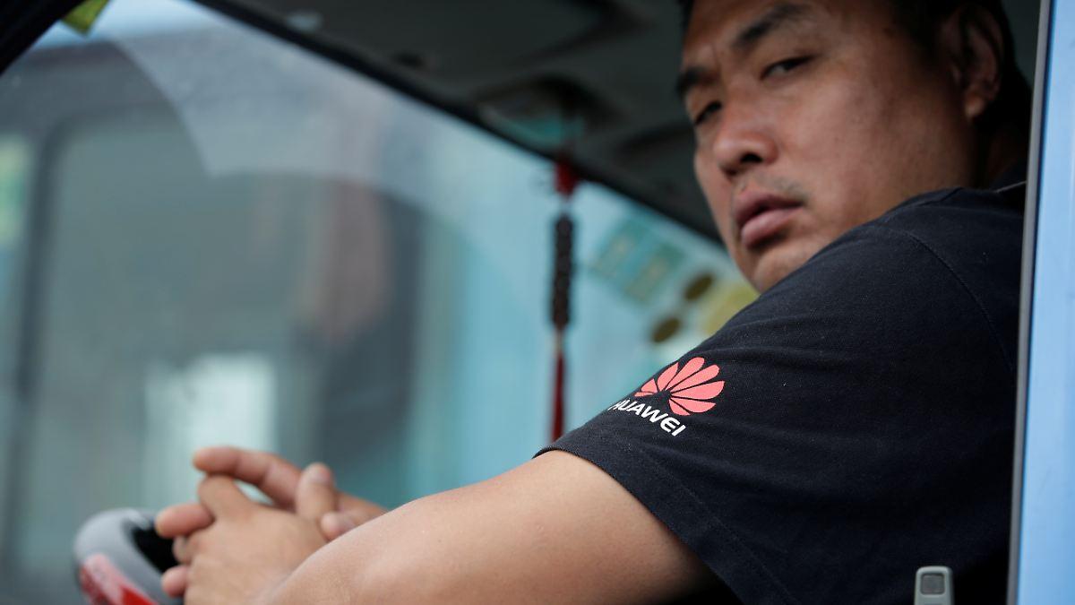 Google nennt Huawei-Bann Sicherheitsrisiko