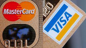 Nicht nur Banken geben Kreditkarten heraus.