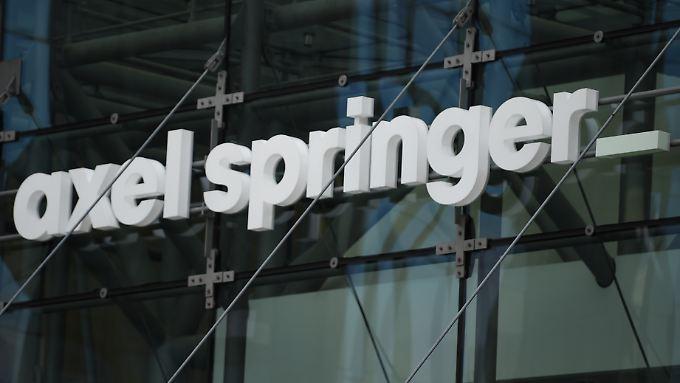 Großaktionärin Friede Springer und Springer-Vorstandschef Mathias Döpfner behalten ihre Anteile an dem Medienunternehmen.