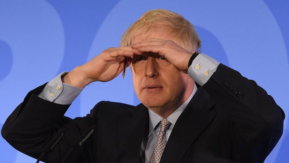 """""""Johnson wird kein guter Premier"""""""