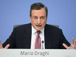 Draghi-Rede belebt Börsen: Lockerer Zins treibt Dow Jones ins Plus