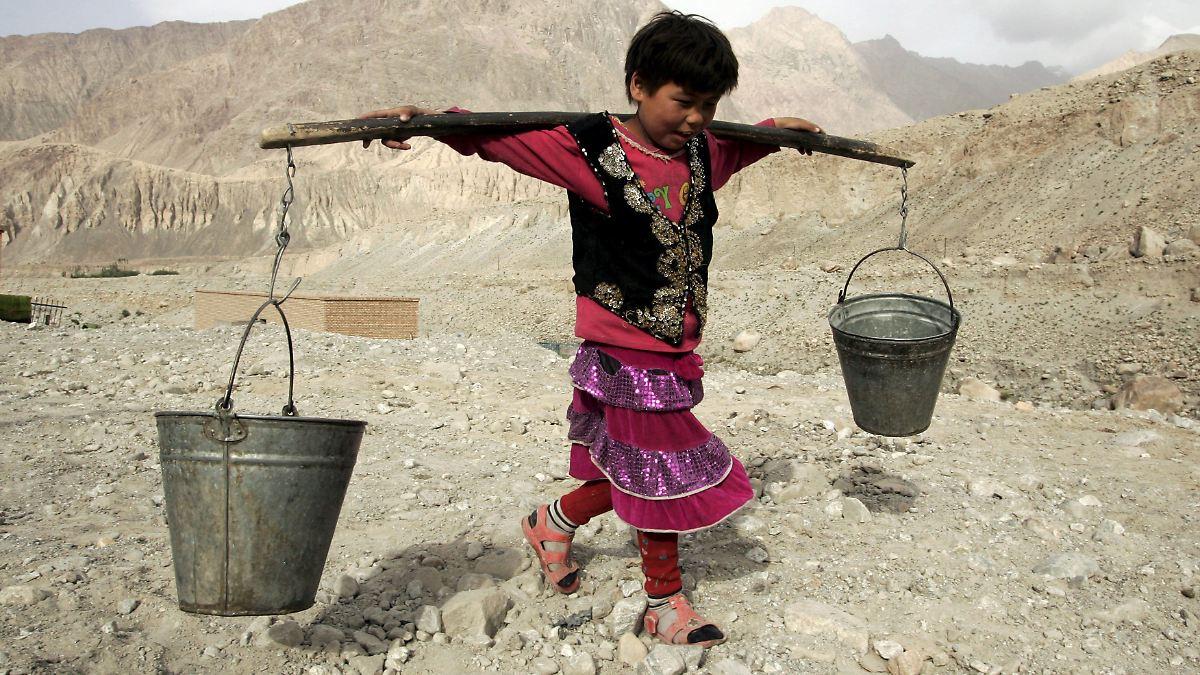 Milliarden Menschen leben ohne Trinkwasser