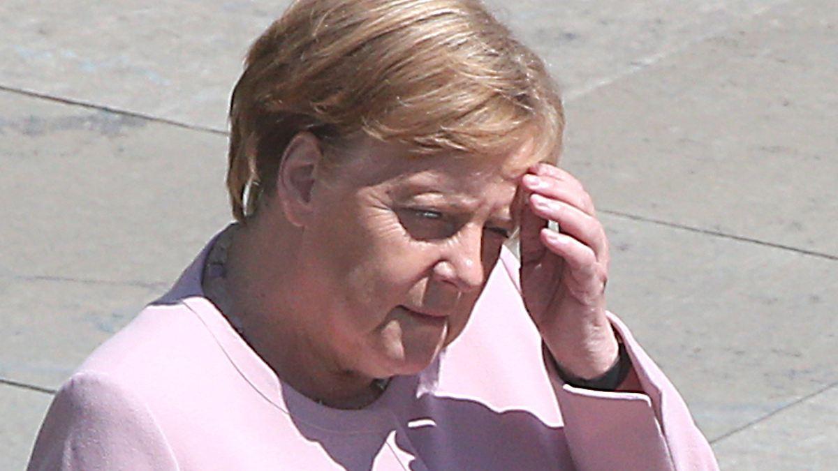Merkel hat Arzt zufolge noch Glück gehabt