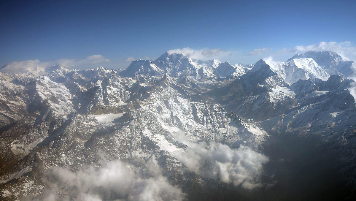 Himalaya-Gletscher schmelzen rasant