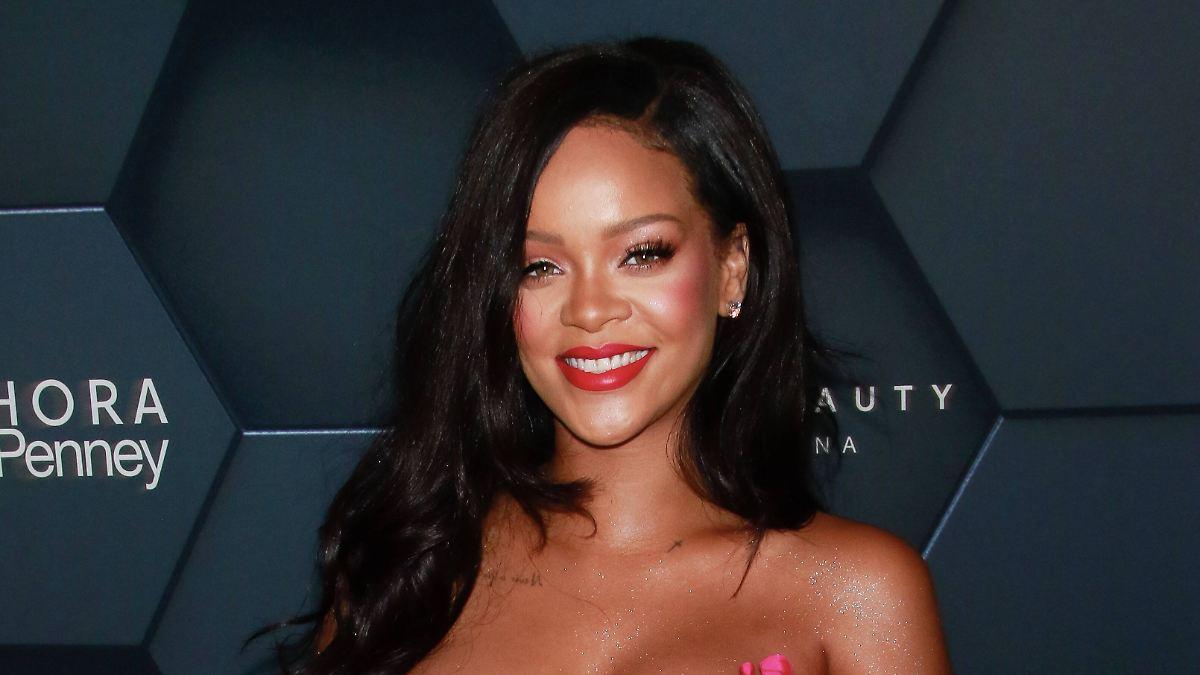Rihanna macht Mode für echte Frauen