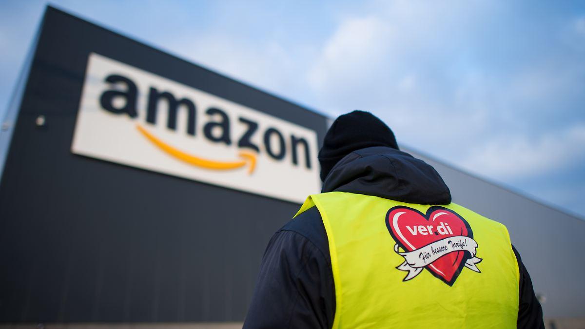 Amazon-Mitarbeiter kündigen Streik an