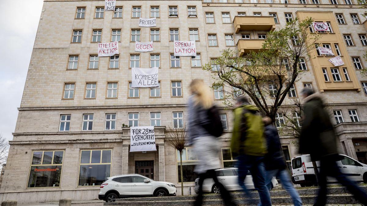 Berlin kauft Hunderte Wohnungen zurück