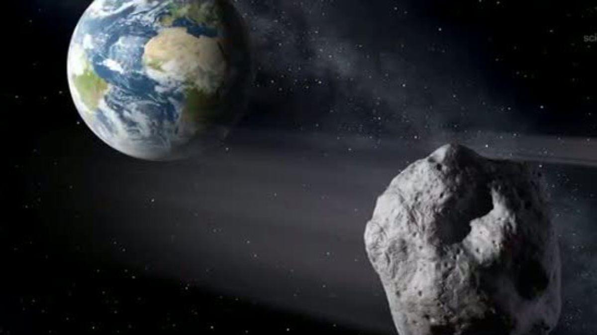Asteroid verfehlt Erde
