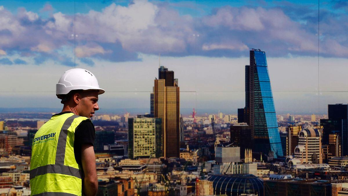 Hauspreise in London fallen kräftig