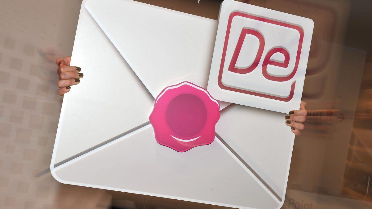 DE-Mail kommt nicht aus der Nische raus