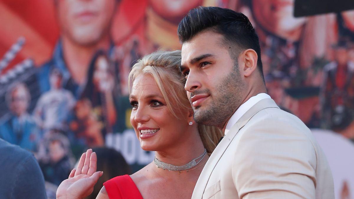 Britney Spears trotzt Trennungsgerüchten