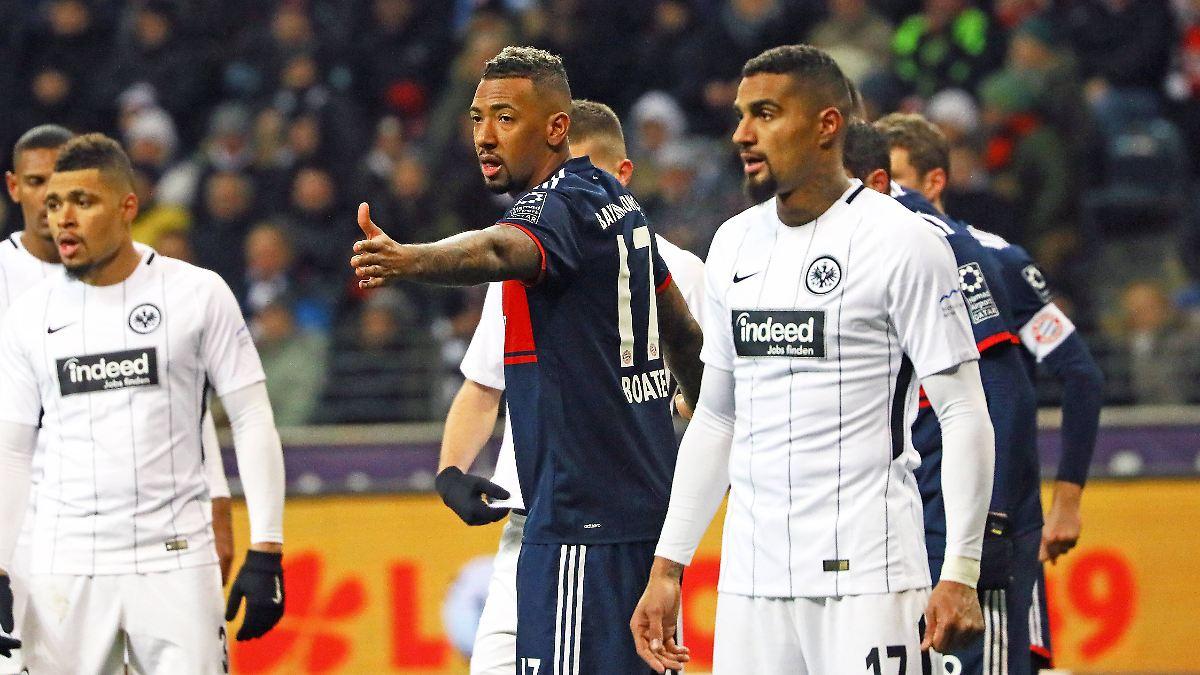 Boateng-Brüder fachen Transfer-Gerüchte an