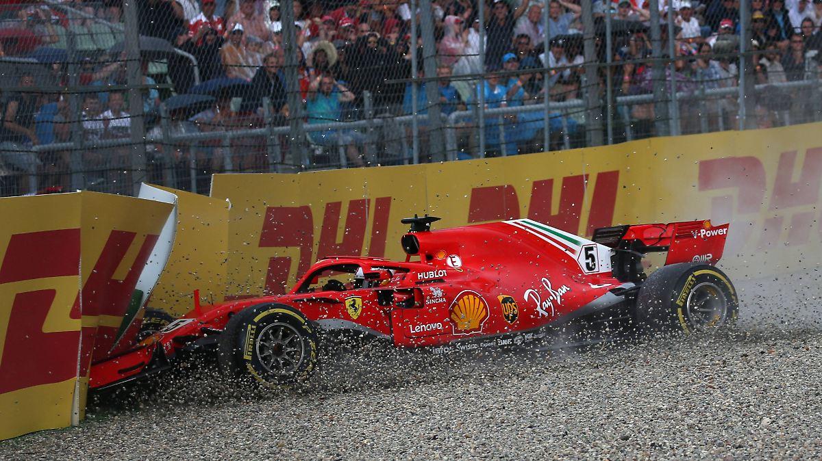 Hockenheim droht der Formel-1-Crash